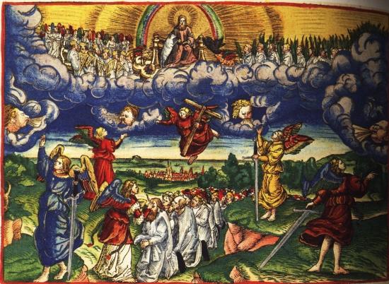 cranach,revelation,apocalypse