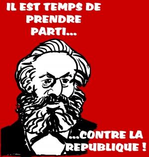 karl marx,république,républicain